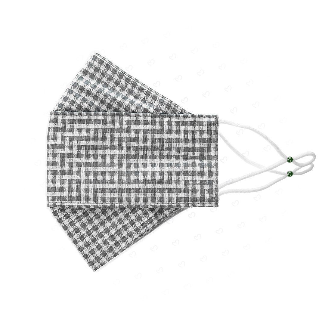 ماسک پارچه ای مدل سه بعدی کد DEL11