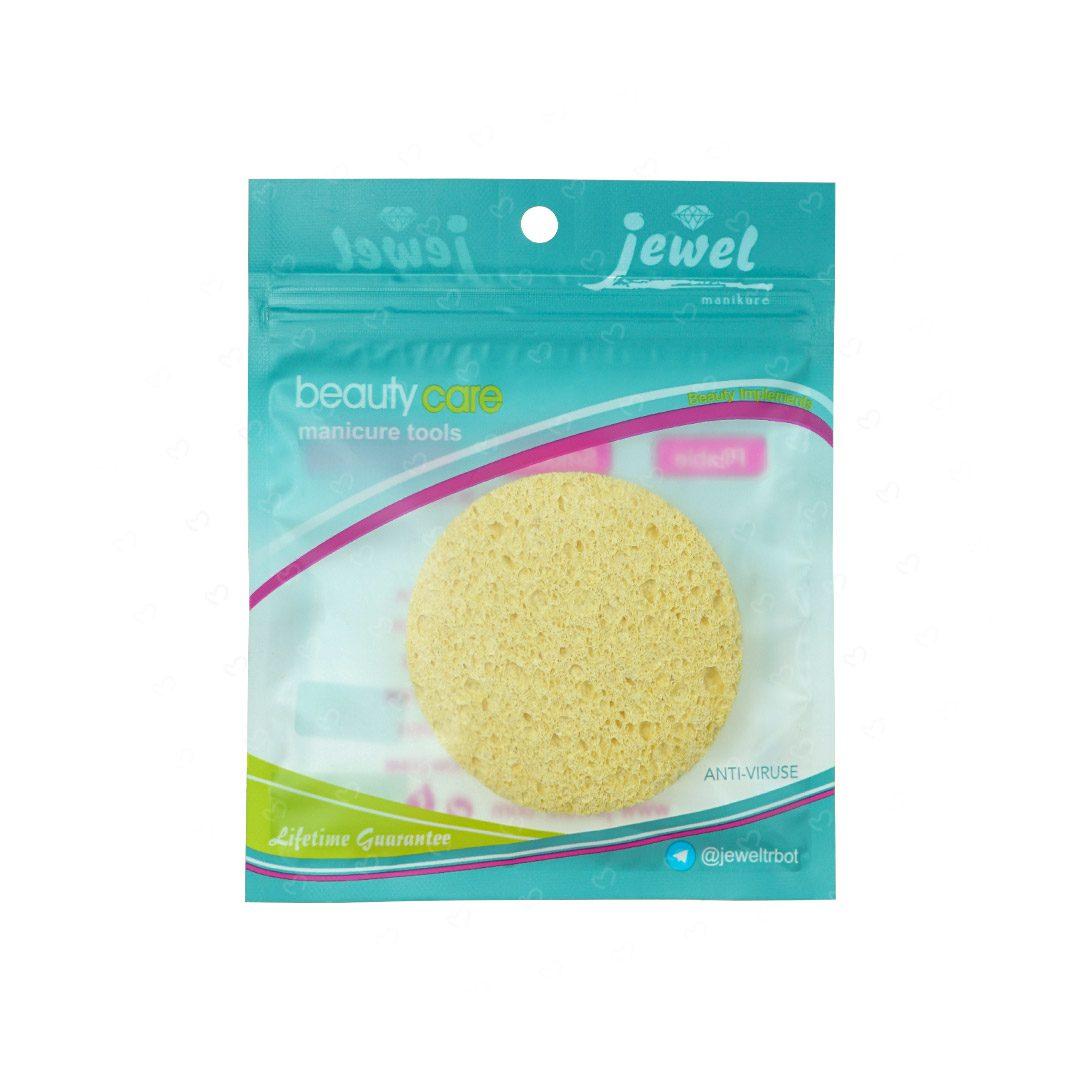 پد آرایشی پنیری جیول کد GPD-1210