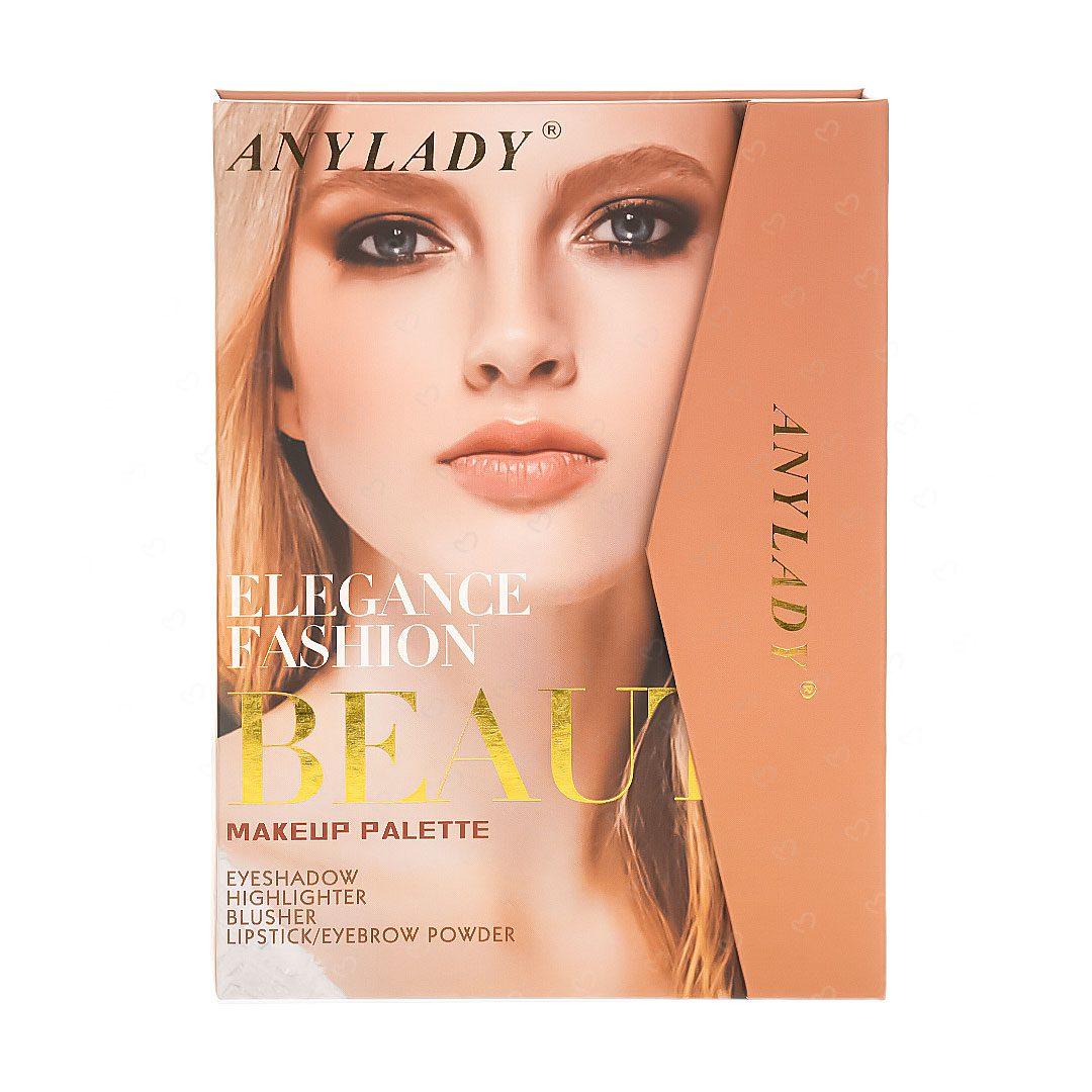پالت آرایش انی لیدی Any Lady مدل Pallette کد 8601M